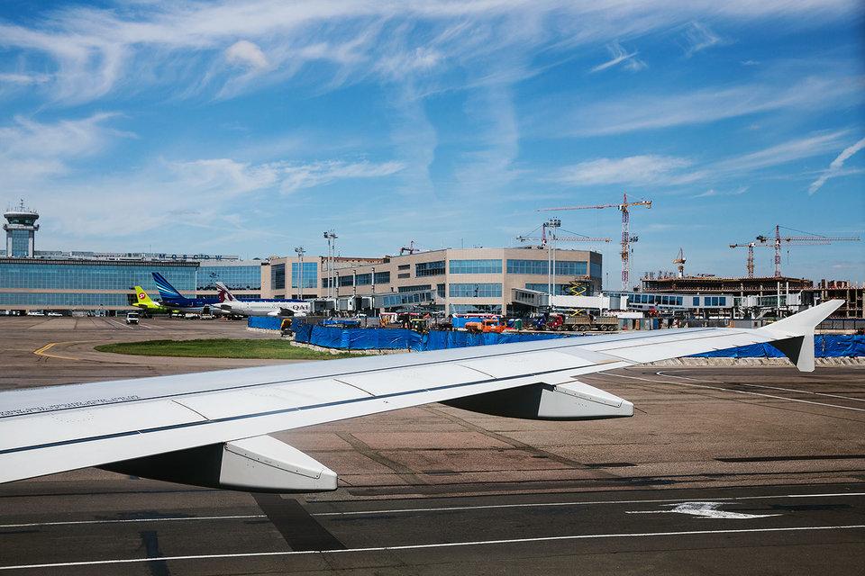 Строитель взлетно-посадочной полосы в «Домодедово» защитится от кредиторов