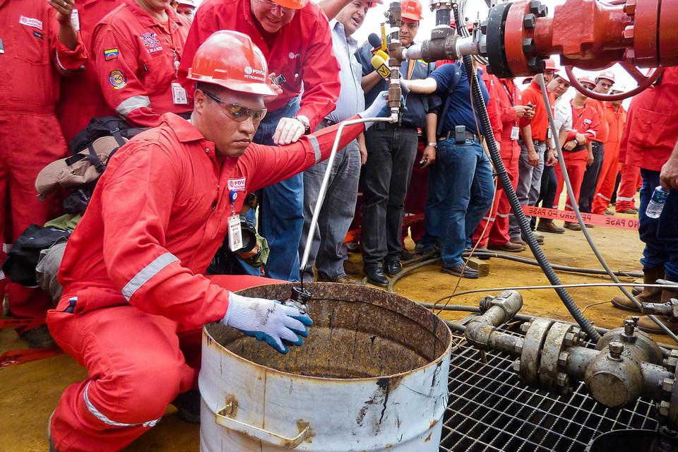 «Роснефть» и PDVSA договорились о встречных поставках нефти и нефтепродуктов