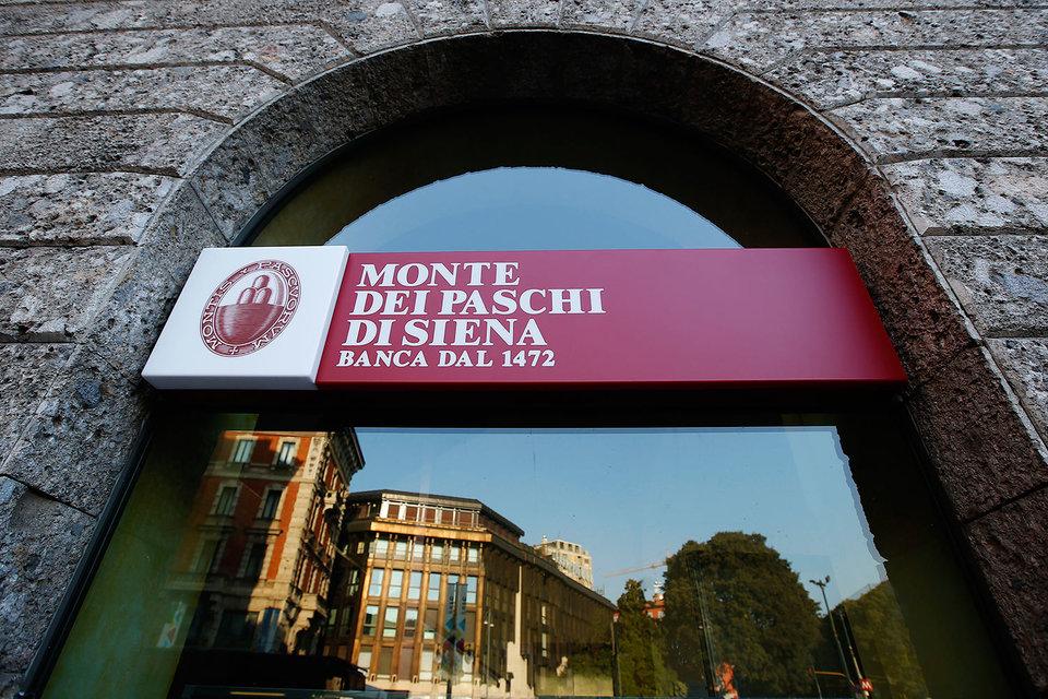 Стресс-тесты европейских банков выявили проблемы лишь у итальянского Monte Paschi и ирландского Allied Irish Banks