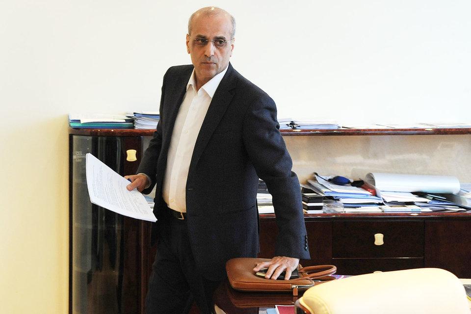 Основатель фонда «Энергия» Игорь Юсуфов