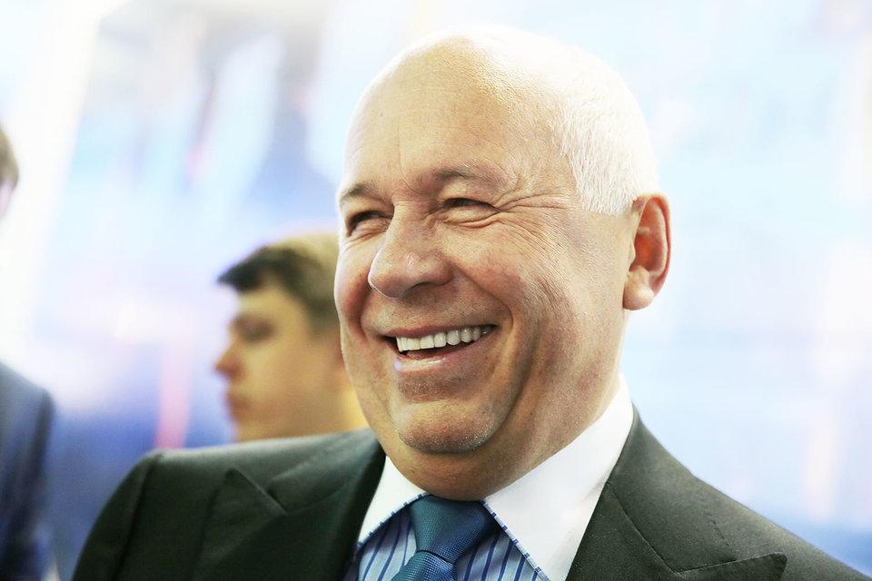 Гендиректор «Ростеха» Сергей Чемезов