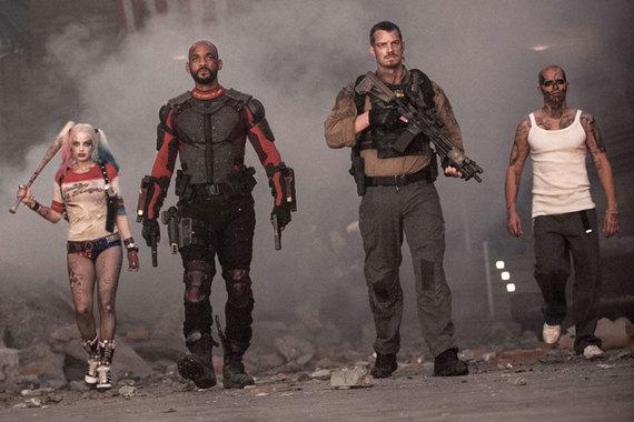 отряд самоубийц фото героев картинки