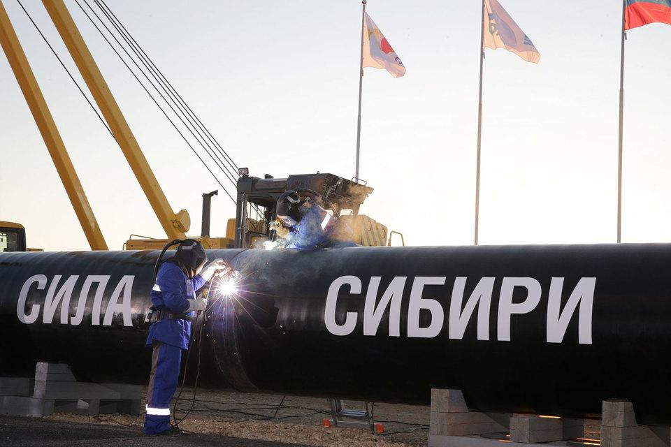 «Сила Сибири» – главная надежда подрядчиков «Газпрома» на ближайшую перспективу