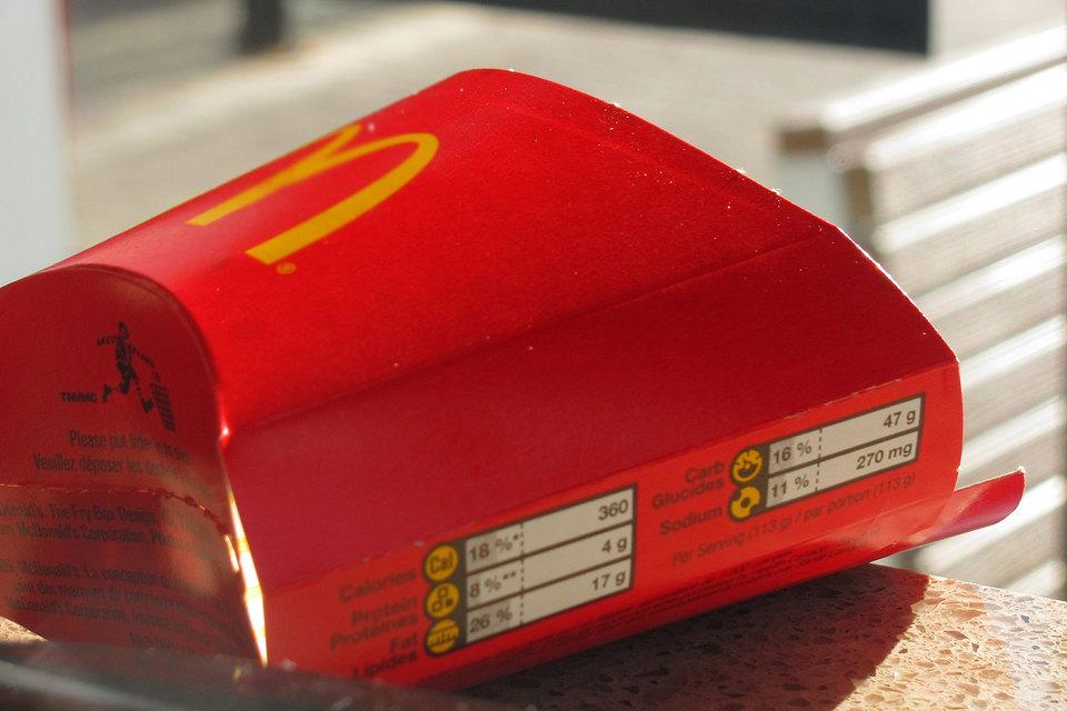 McDonald's улучшает ингредиенты в своем меню