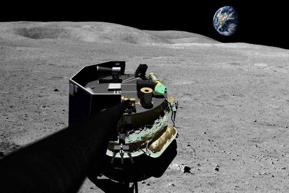 Moon Express планирует добывать на Луне минералы и создать платформу по производству топлива для космических миссий