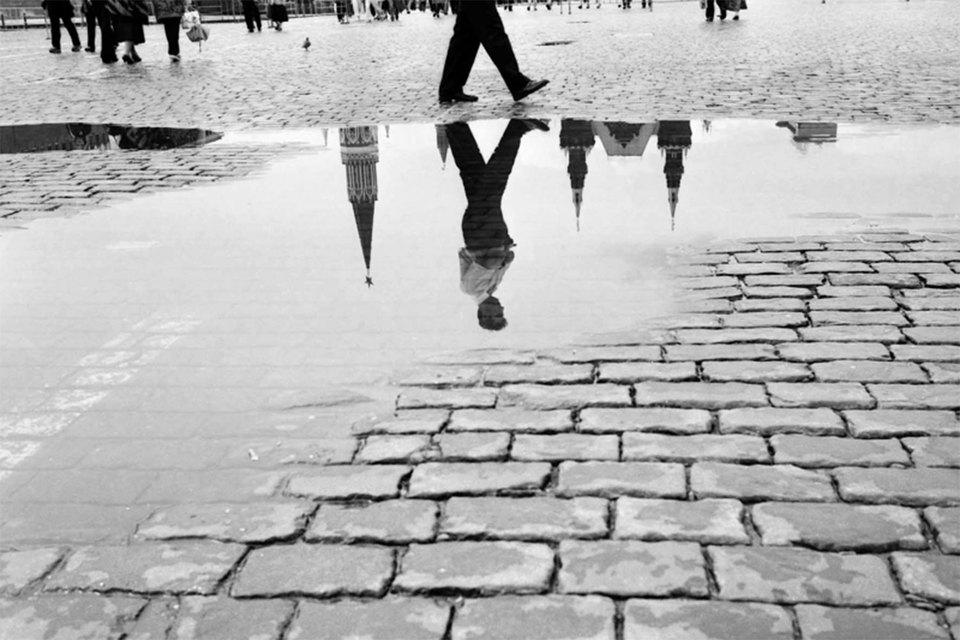 Герберт Ротен. Красная площадь 1999
