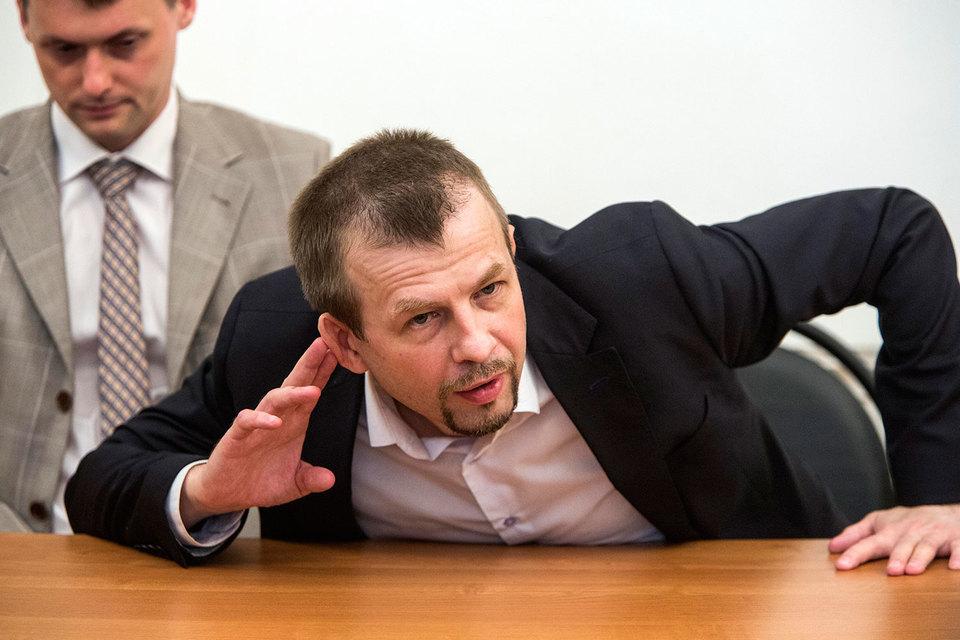 Три года из 12,5 года приговора Евгений Урлашов уже отсидел в сизо