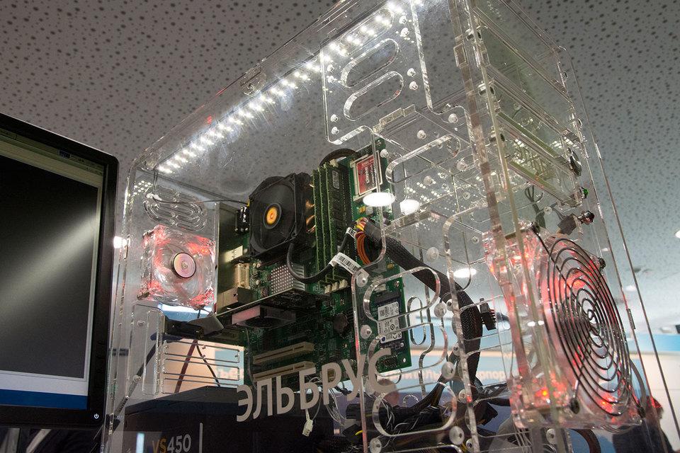 Государство закупит компьютеры на базе российских микропроцессоров «Эльбрус»
