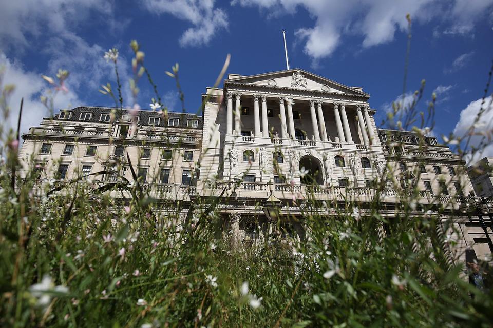Здание Банка Англии