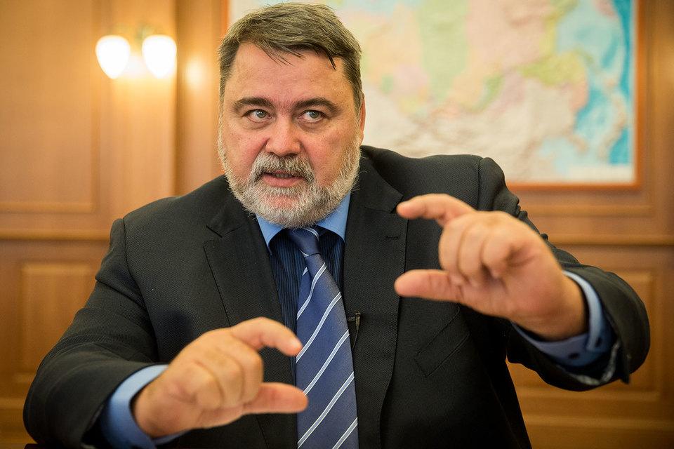 Руководитель ФАС Игорь Артемьев хочет измерять усилия чиновников по развитию конкуренции