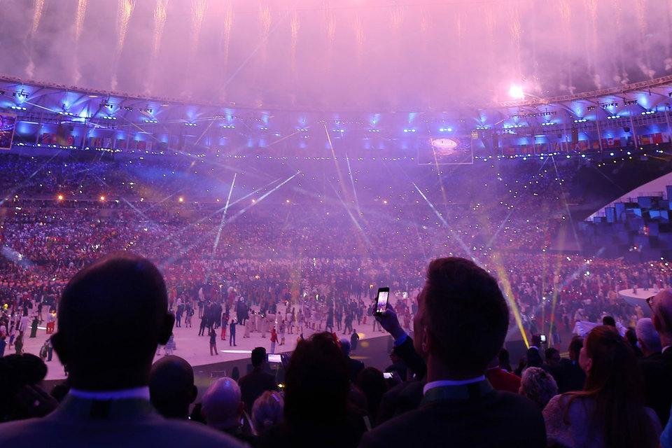 Международный олимпийский комитет запретил выкладывать в интернет любительские видео с Игр