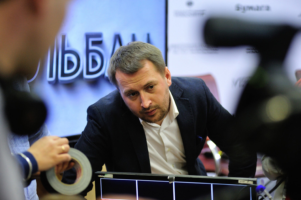 Основатель «Диалогов» Николай Солодников