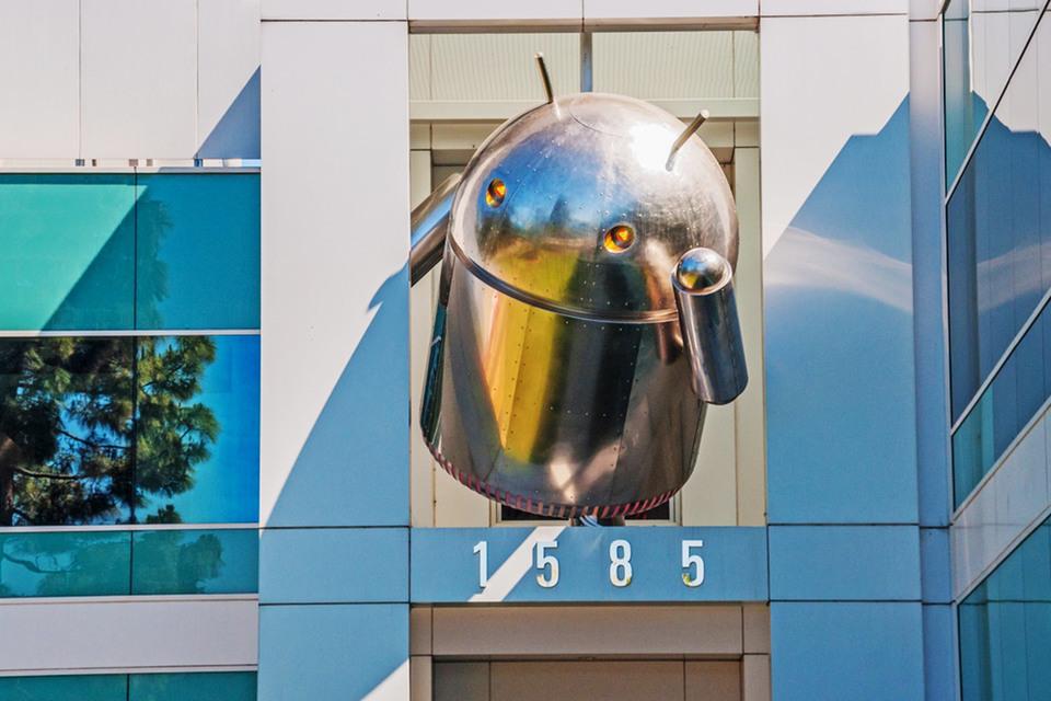 Android в опасности