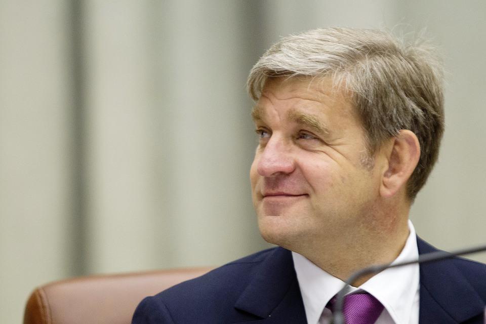 Экс-губернатор Приморского края Сергей Дарькин