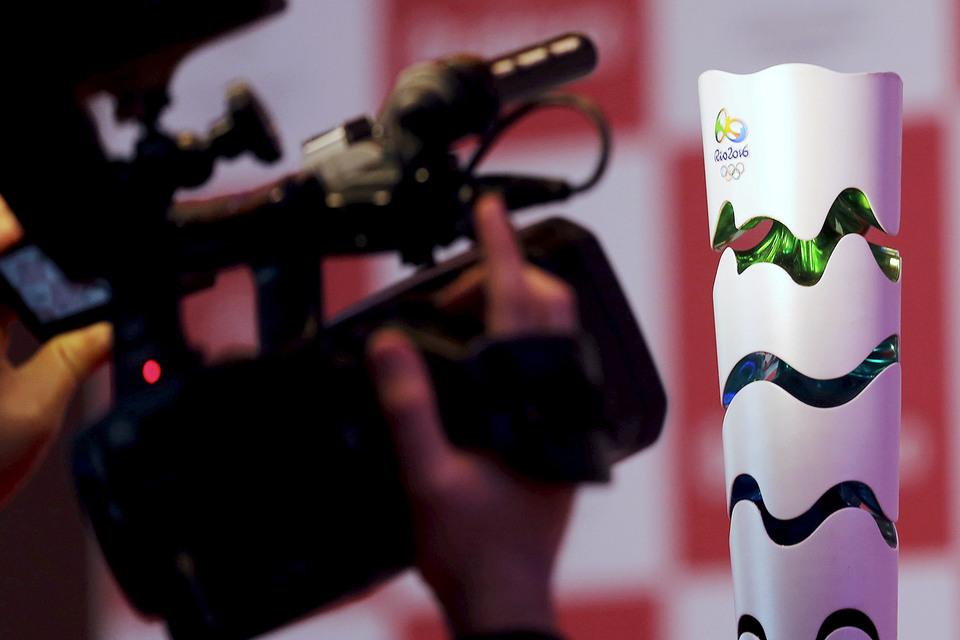 Больше трех четвертых рекламы в олимпийских состязаниях приходится на вечерние трансляции, когда у экранов собирается самое большое количество зрителей