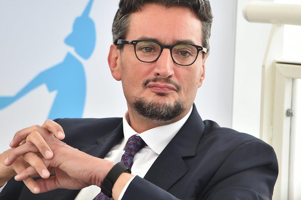 Генеральный директор Ferrero International S.A. Джованни Ферреро