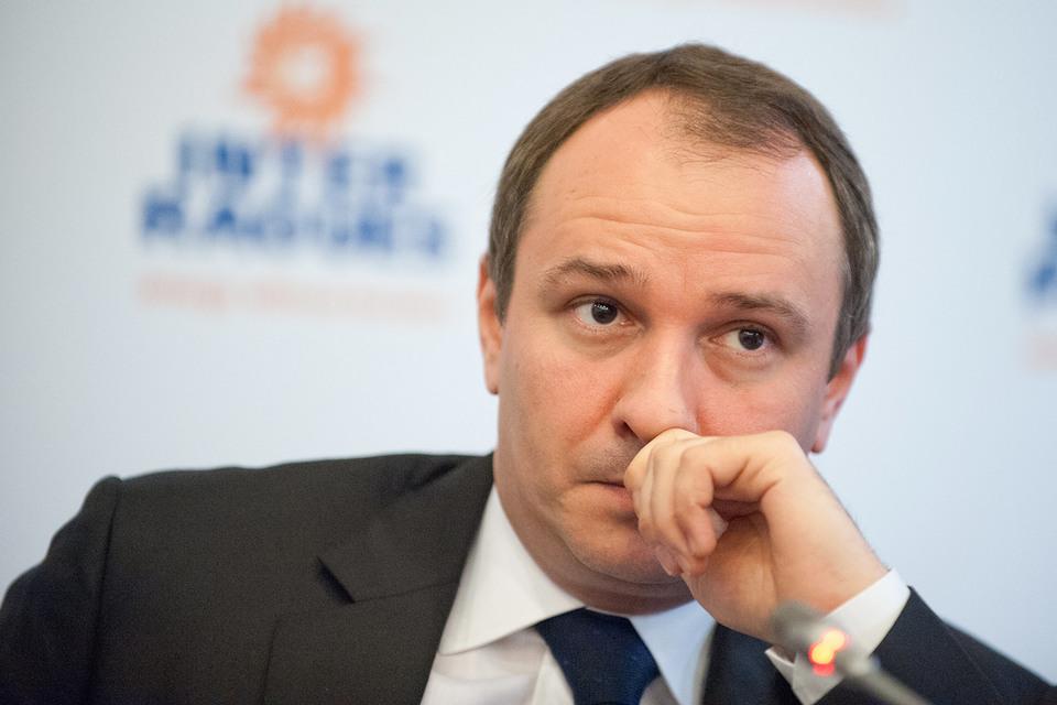 Борису Ковальчуку придется тратить 70 млрд руб. с санкции правительства