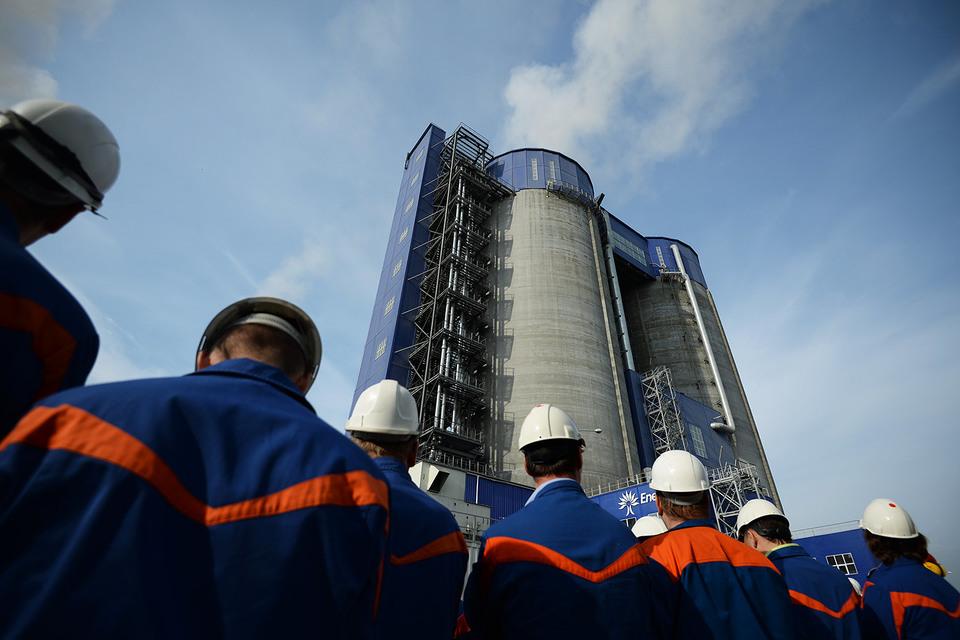 Продажа Рефтинской ГРЭС поможет «Энел Россия» снизить долг
