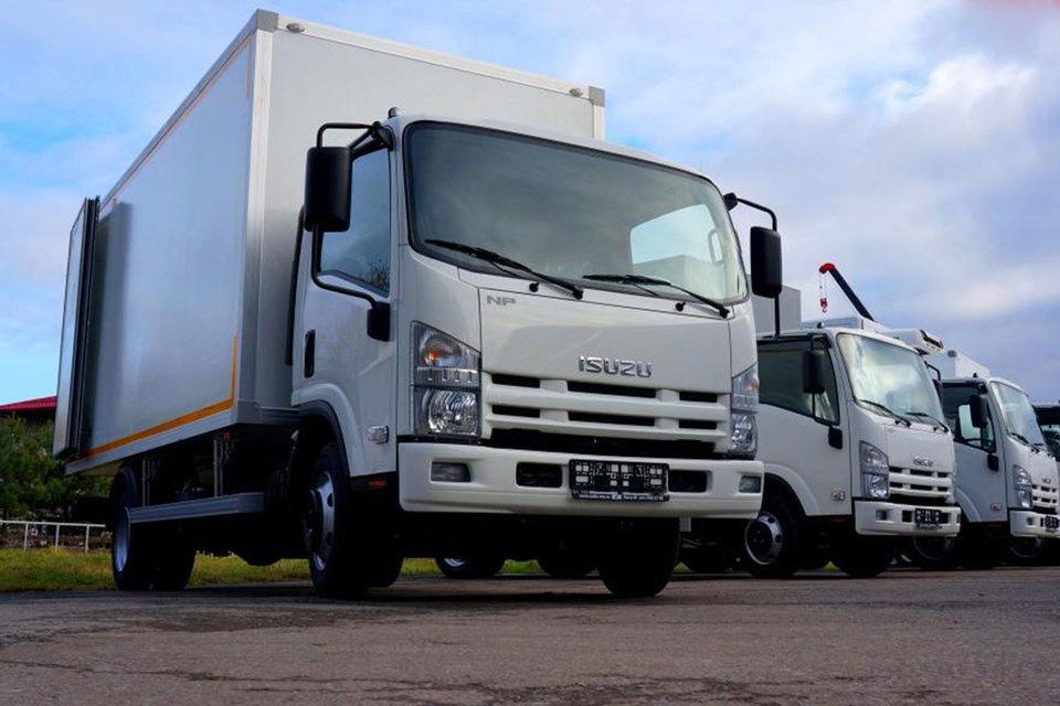 Isuzu собирается удвоить выпуск грузовиков в России, в том числе за счет расширения модельного ряда