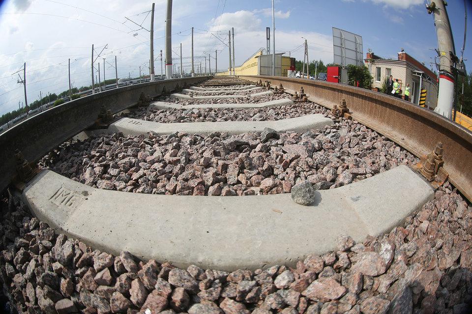Хорда протяженностью 29 км пройдет пройдет в том числе вдоль Малого кольца Московской железной дороги (МЖД)