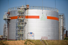 Цены на нефть марки Brent на прошлой неделе показали лучшую динамику роста с апреля