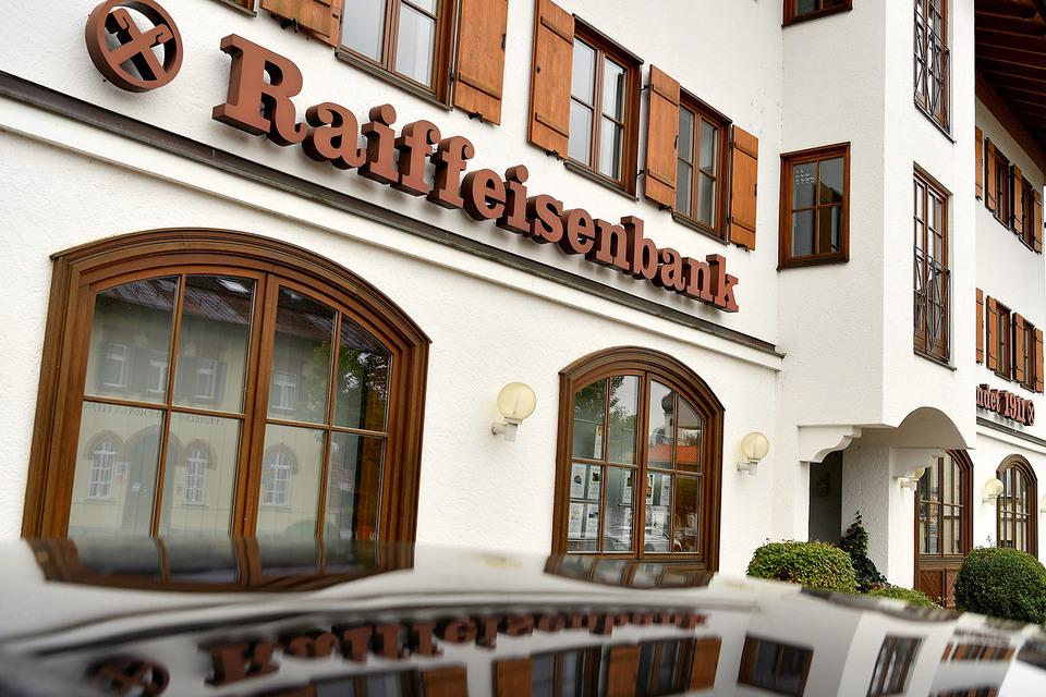 Raiffeisen Bank Gmund am Tegernsee заставит крупных клиентов доплачивать за депозиты