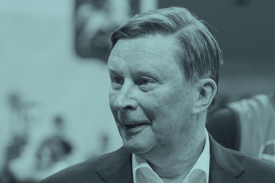 Экс-глава кремлевской администрации Сергей Иванов