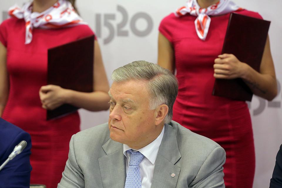 РЖД заплатила Якунину