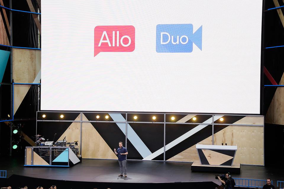 С помощью Duo Google надеется получить преимущество перед FaceTime от Apple
