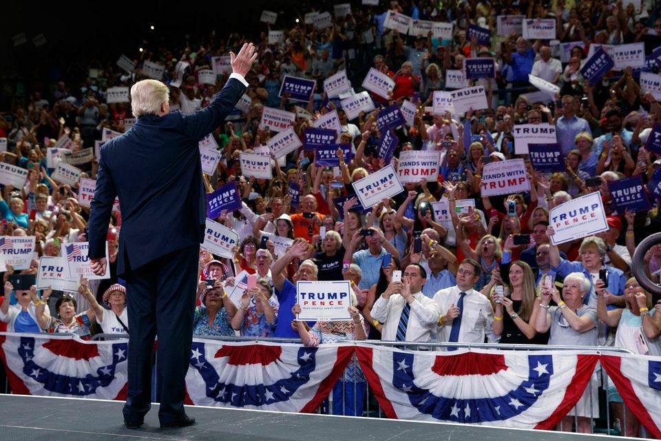 Трамп платит свою цену за то, что не считает Россию врагом