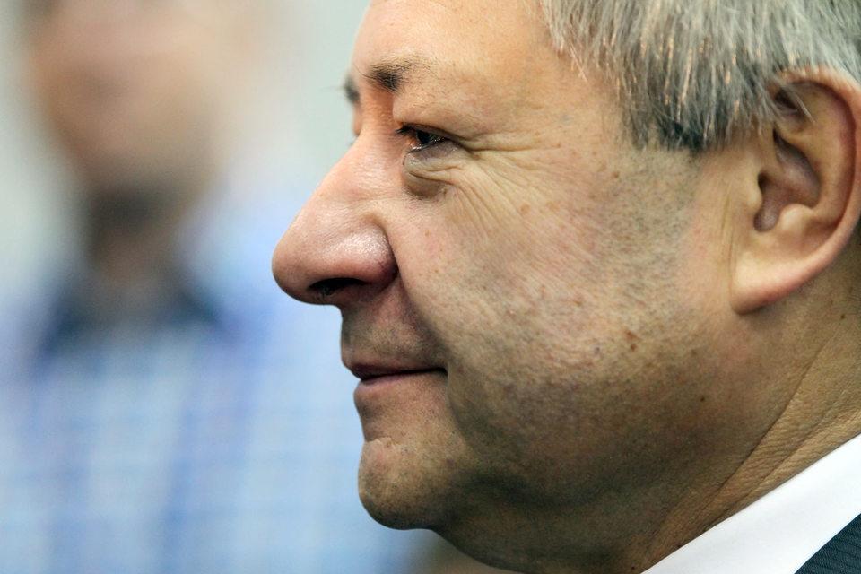 Группа «Ангстрем», принадлежащая Леониду Рейману (на фото), хочет купить 50% одноименного зеленоградского завода