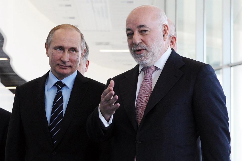 Путин заинтересовался работой Воркутинской ТЭЦ-2 Виктора Вексельберга