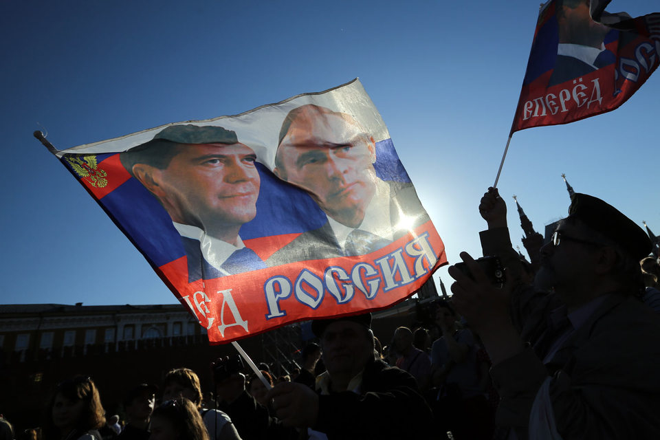 Решение о второй индексации пенсий – за Медведевым и Путиным