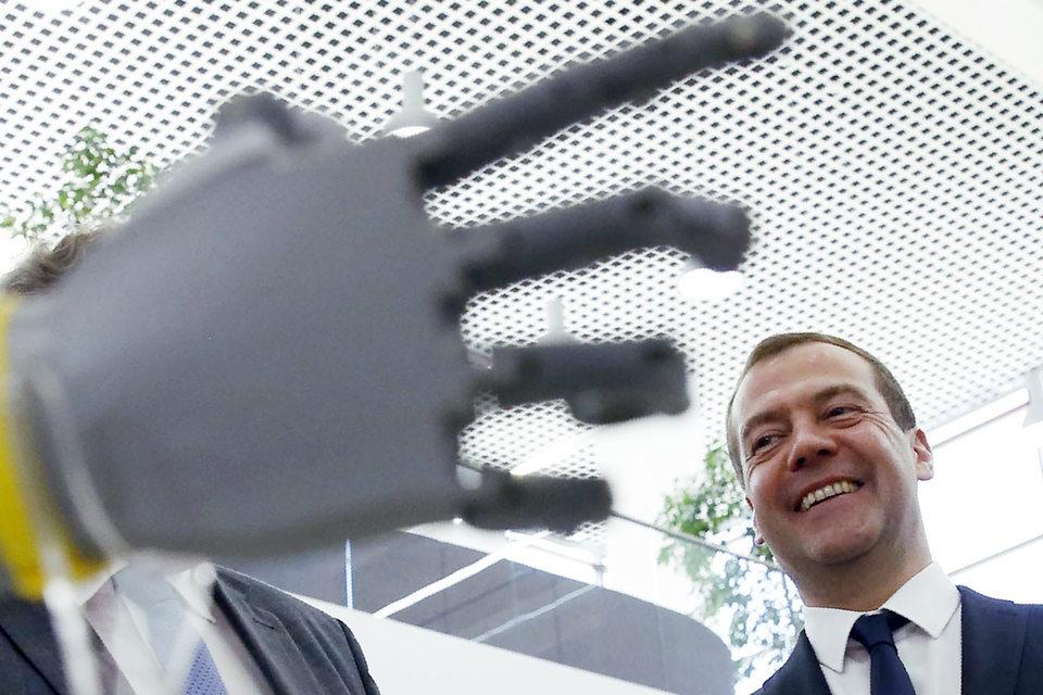 Правительство (на фото премьер Дмитрий Медведев) заработает по-новому