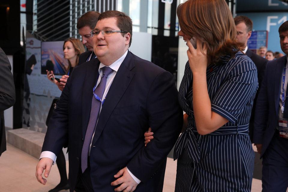 Сын генпрокурора России Игорь Чайка, займется экспортом российского алкоголя в Китай