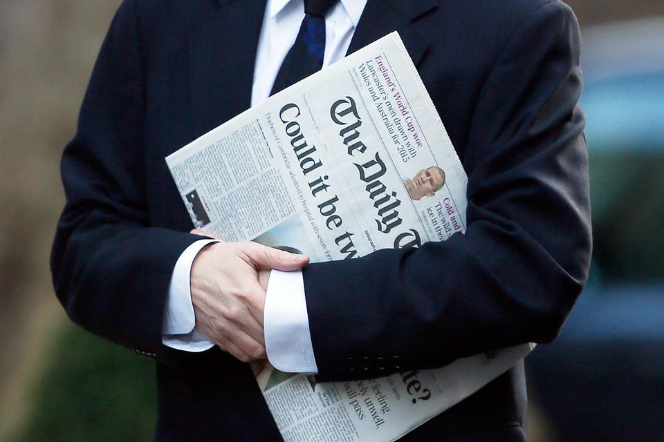 Представитель братьев Баркли подтвердил, что у них нет планов продавать ни всю медиагруппу TMG, ни ее отдельные структуры