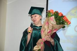 В администрации президента Васильева занимает должность замначальника управления по общественным проектам