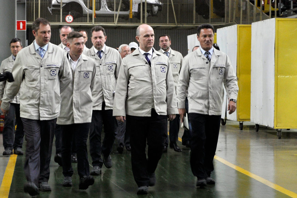 Новый президент «АвтоВАЗа» Николя Мор возвращает старую команду