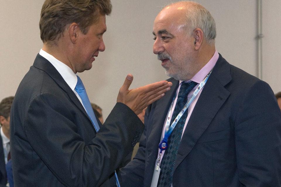 Электростанциям Виктора Вексельберга прописан «Газпром»