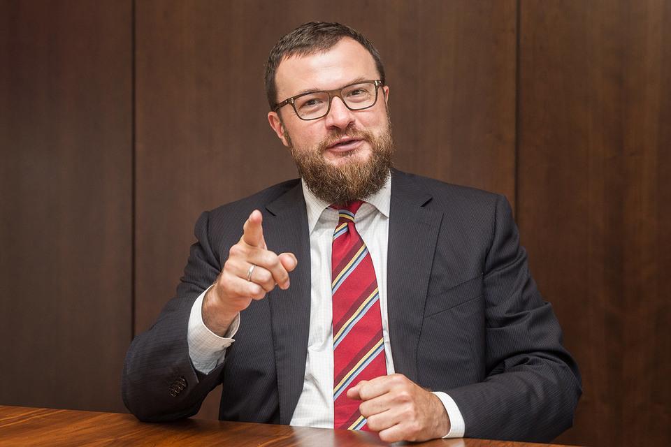 Президент, управляющий партнер United Capital Partners Илья Щербович