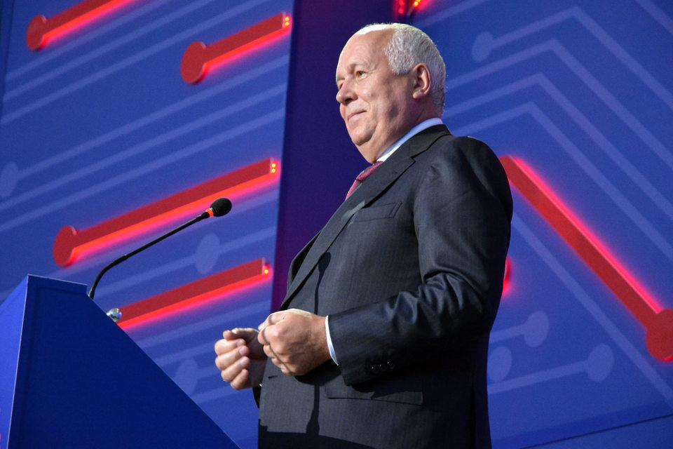 Гендиректор «Ростеха» Сергей Чемезов ждет технического задания от правительства
