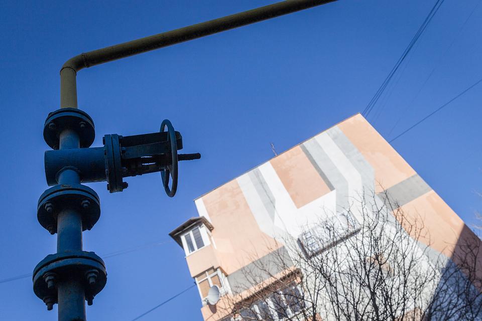 Крым газифицируют через концессии