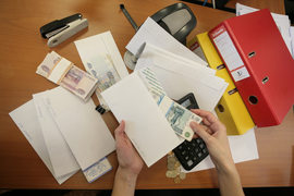 Соискатели согласны на жалованье в конвертах, если оно будет в полтора раза выше, чем на прежнем месте