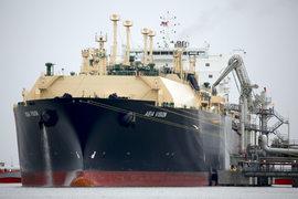 Большинство предыдущих грузов из Sabine Pass (СПГ-терминал в США) были направлены в Южную Америку, часть – на Средний Восток и в Южную Азию