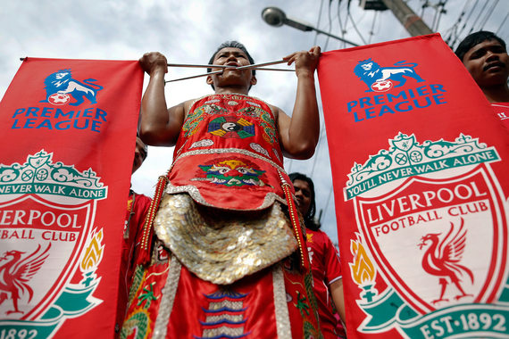 Китайцы вкладывают миллиарды долларов в футбольные клубы Европы
