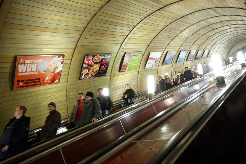 Московский метрополитен ищет подрядчиков для продажи рекламы с 2011 г.
