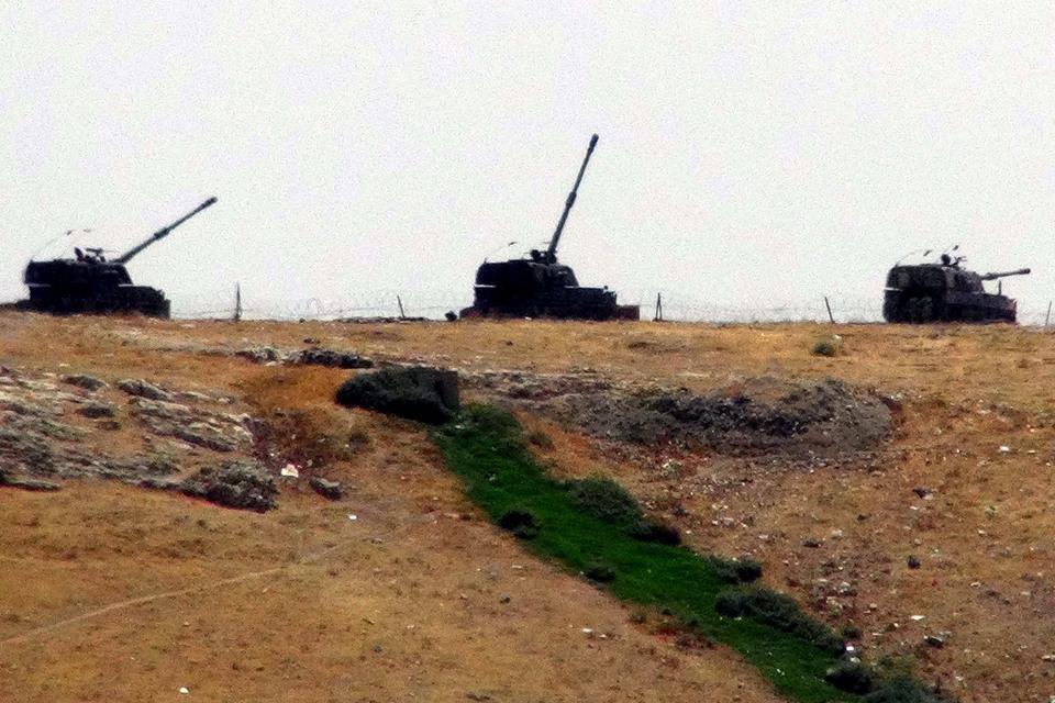 Вторжение турецкой армии в Сирию меняет ситуацию в этом конфликте для всех основных игроков