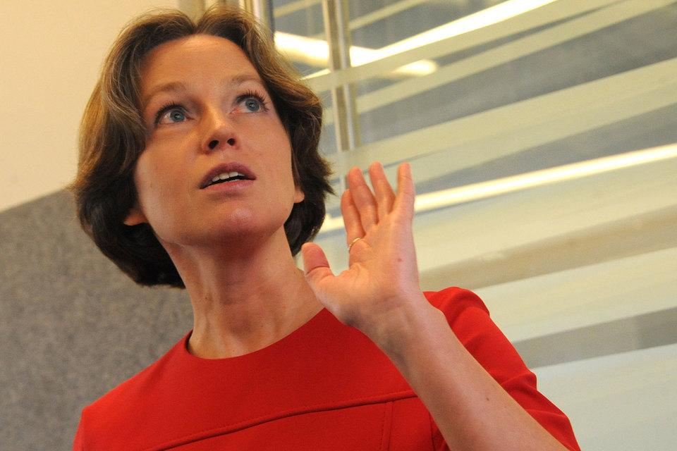 Генеральный директор  АКРА Екатерина Трофимова (на фото)