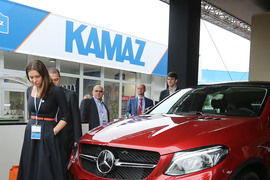Mercedes приедет на «Камазе»