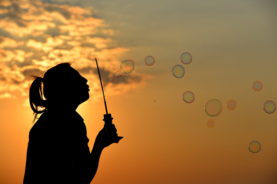 На рынке бондов надувается пузырь, банки вынуждены сильнее рисковать